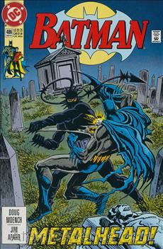 Batman - 486 cover