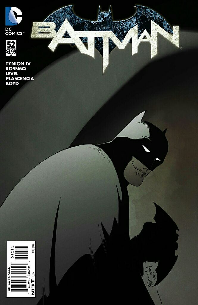 Batman - 52 cover