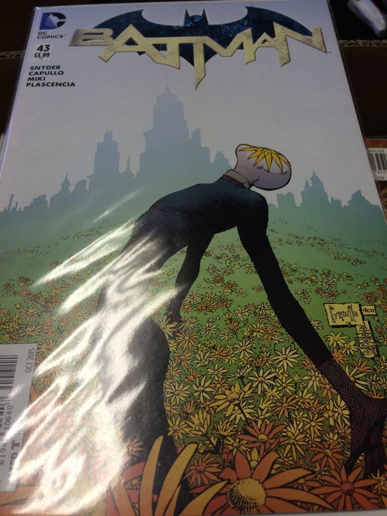 Batman - 43 cover