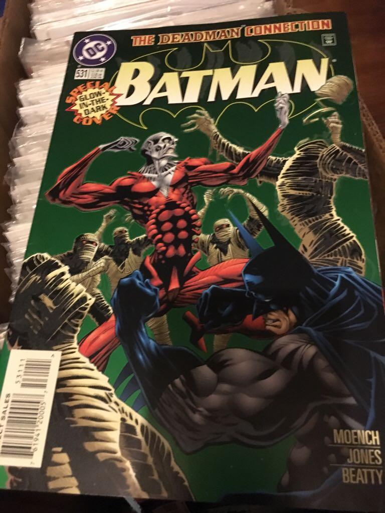 Batman - 531 cover