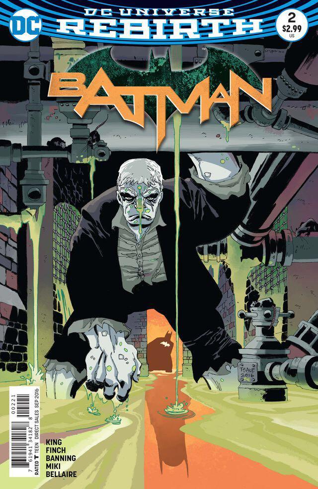 Batman - 2 cover