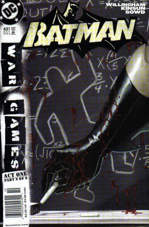Batman - 631 cover