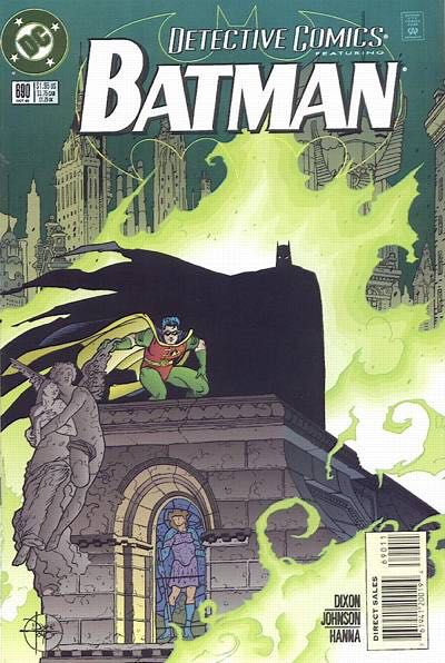 Batman - 690 cover
