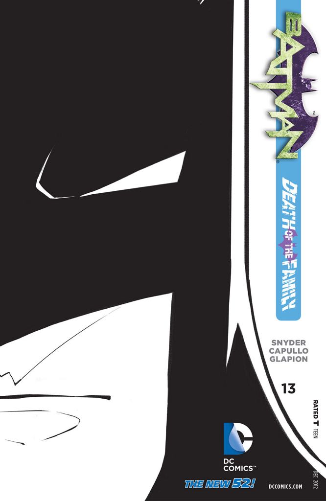 Batman - 13 cover