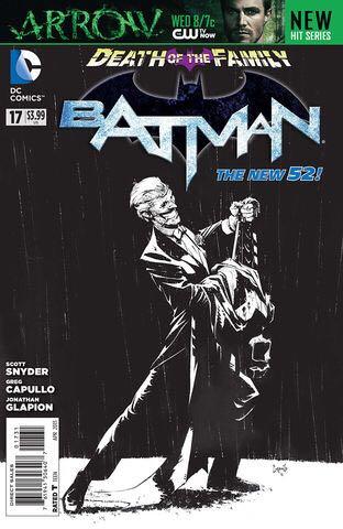 Batman - 17 cover