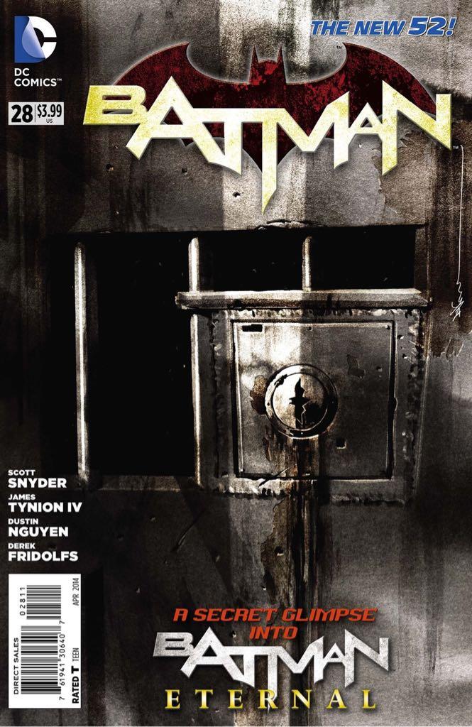 Batman - 28 cover