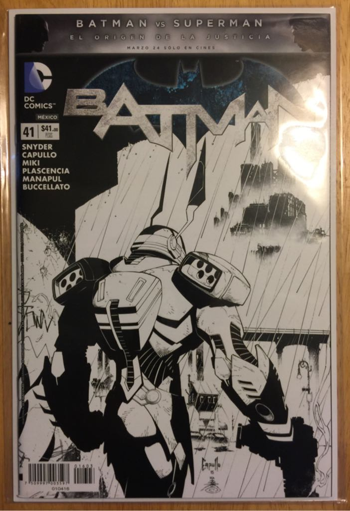 Batman - 41 cover