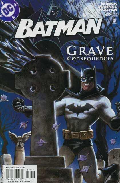 Batman - 639 cover