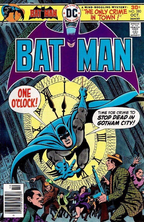 Batman - 280 cover