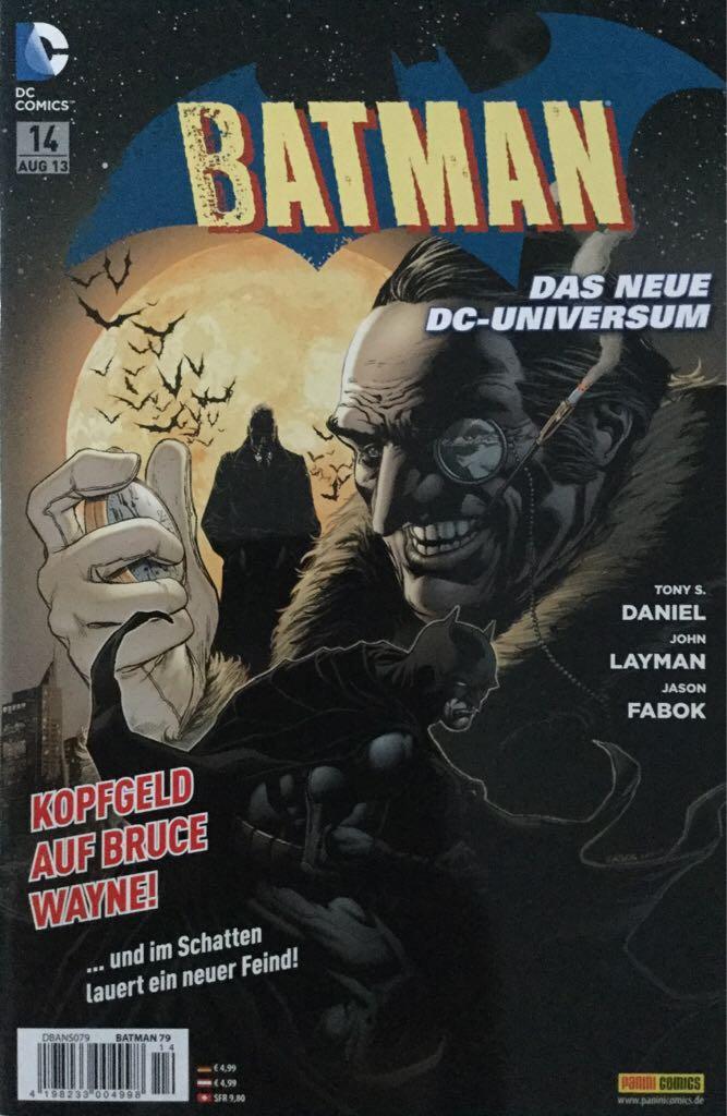 Batman - 14 cover
