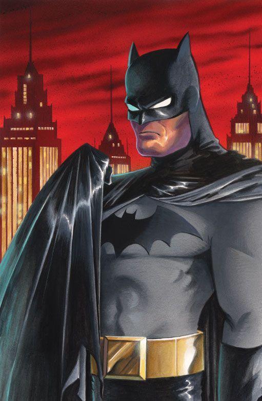 Batman - 627 cover