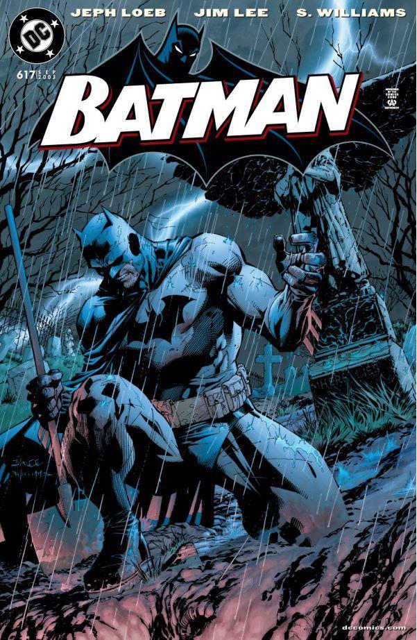 Batman - 617 cover