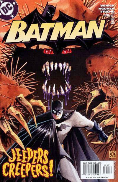 Batman - 628 cover