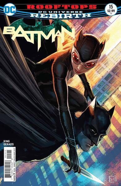 Batman - 15 cover