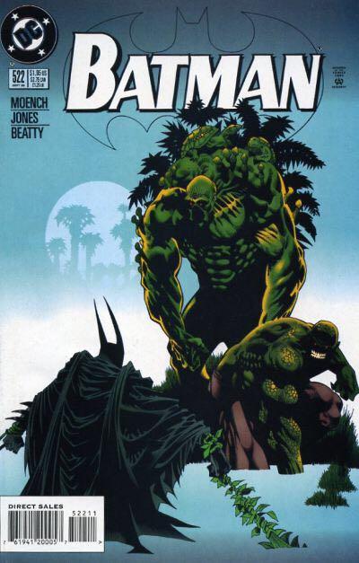 Batman - 522 cover