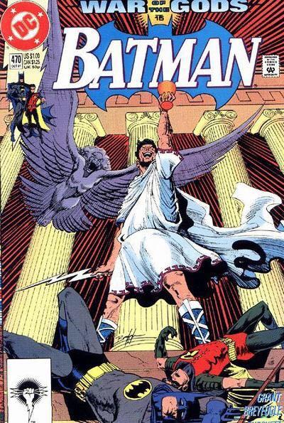 Batman - 470 cover