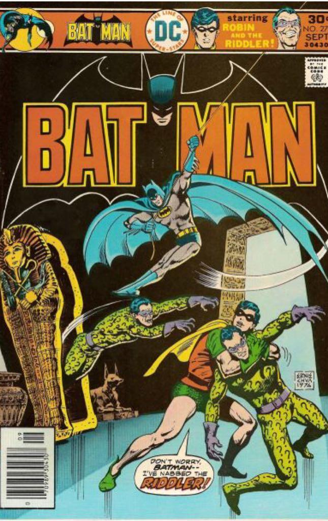 Batman - 279 cover