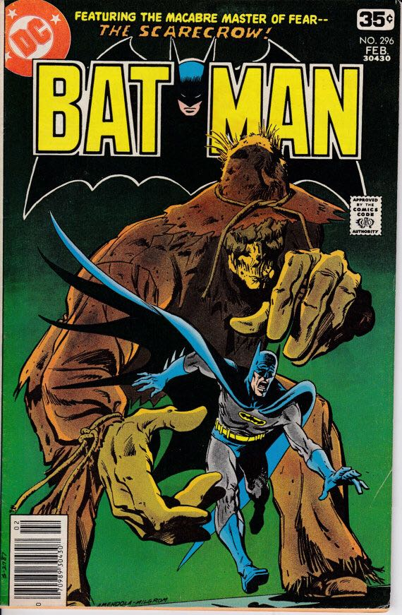 Batman - 296 cover