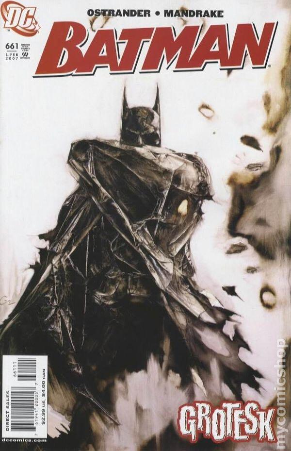 Batman - 661 cover
