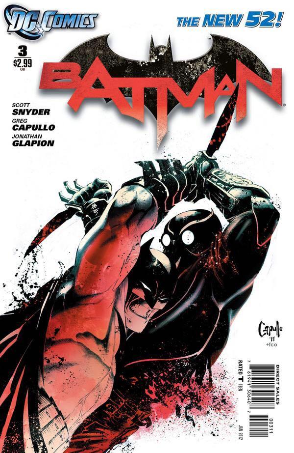 Batman - 3 cover
