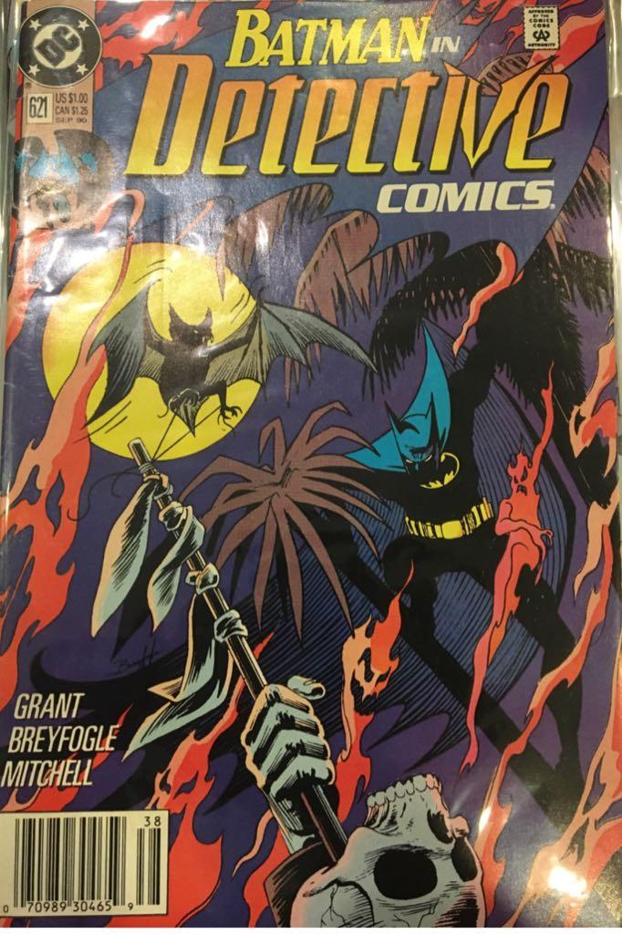 Batman - 621 cover