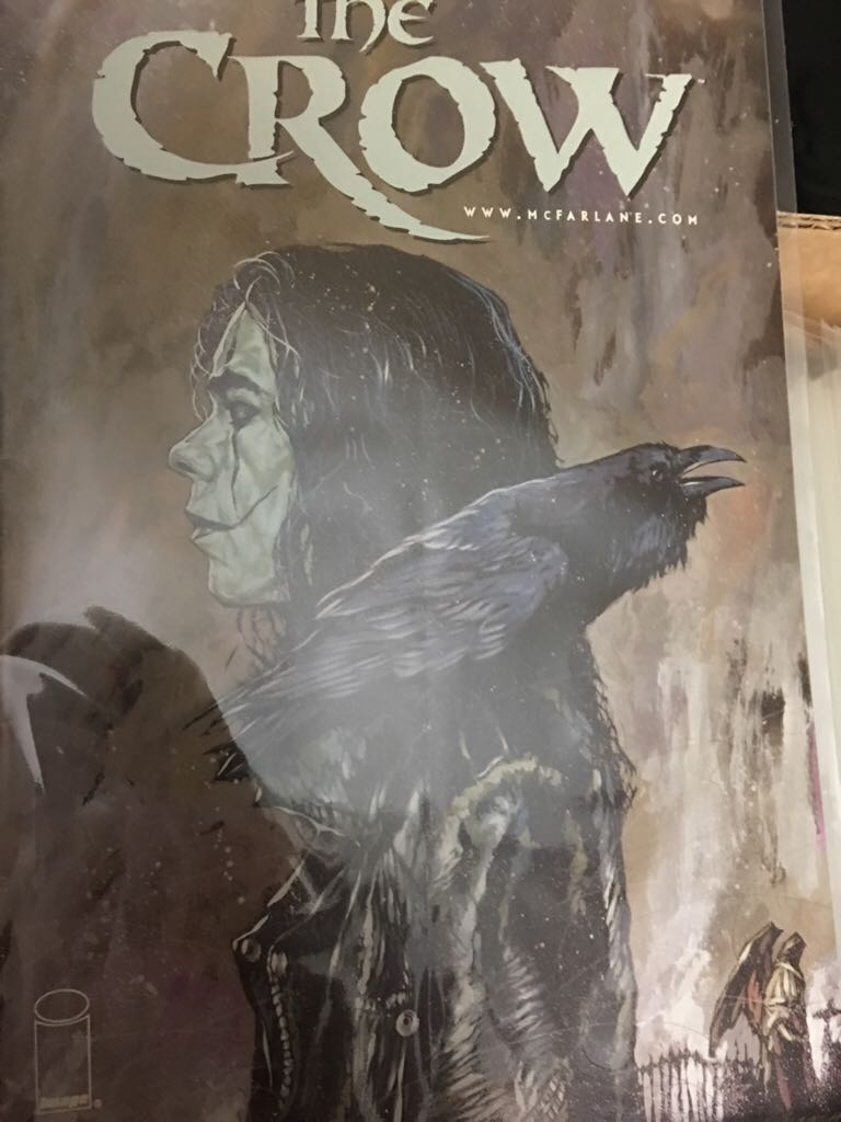 The Crow - 9 cover