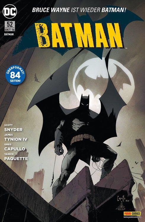 Batman - 52 cover