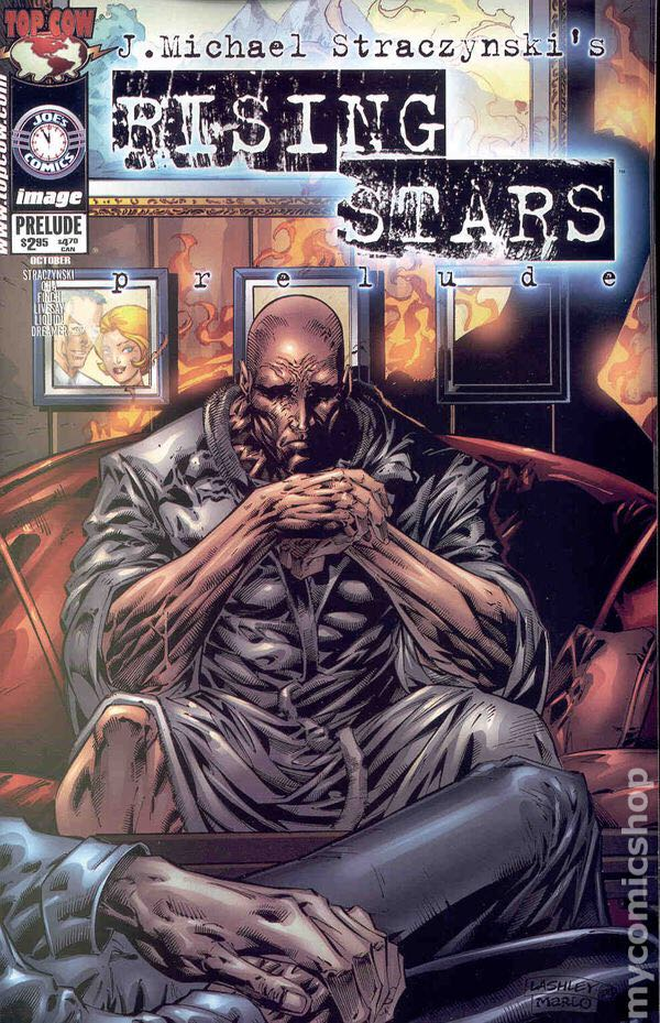 Rising Stars - Prelude - 0 cover