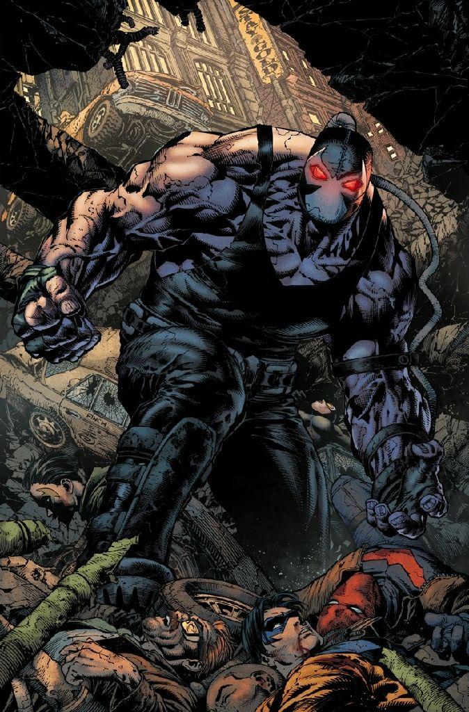 Batman - 18 cover
