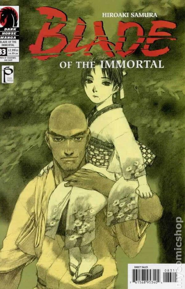 Blade of the Immortal - 83 cover