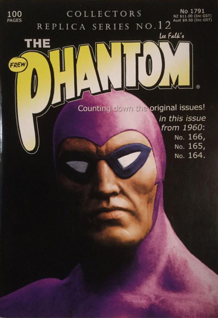 The Phantom - 1791 cover