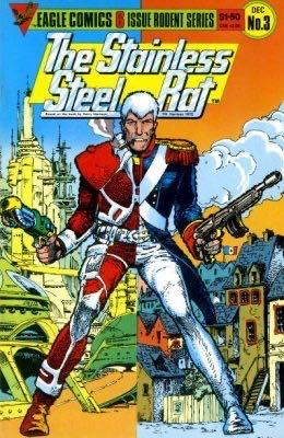The Stainless Steel Rat - 3 cover