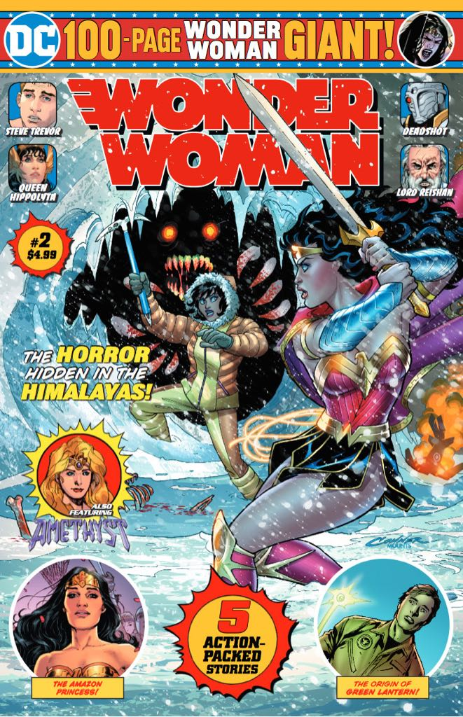 Wonder Woman 100-Page Giant! - 2 cover