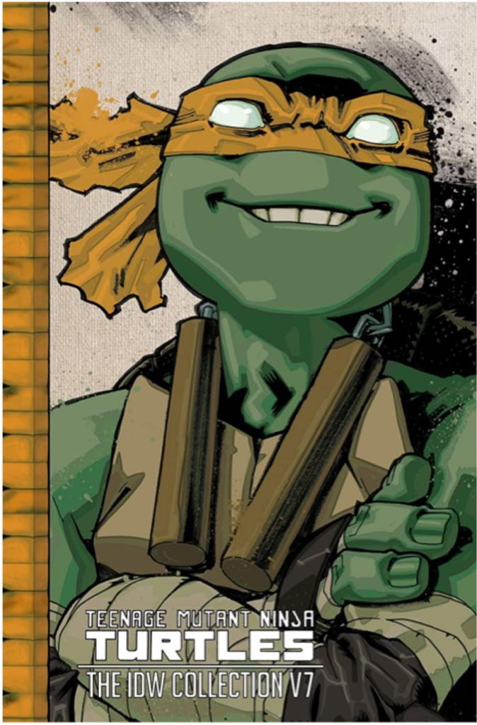 Teenage Mutant Ninja Turtles The IDW Collection Vol. 7 - 51........64 cover