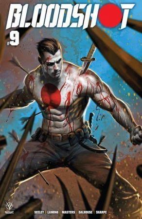 Bloodshot - 9 cover