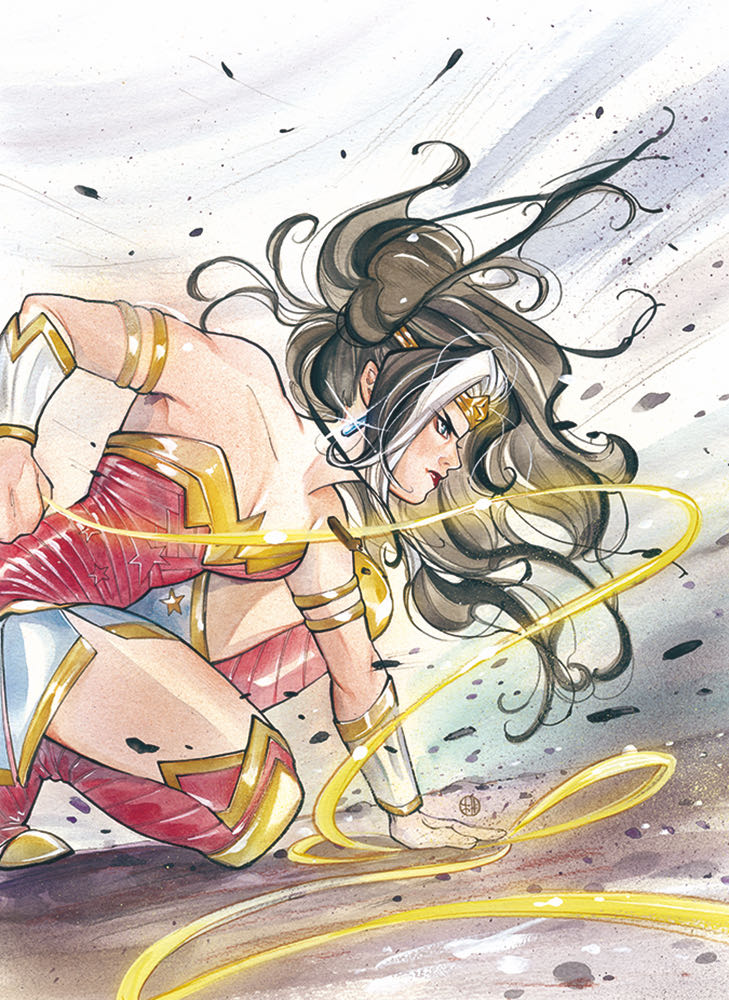 Future State: Immortal Wonder Woman - 1 cover