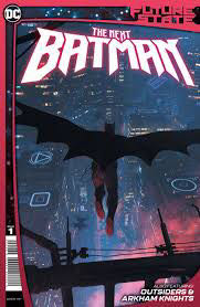 Future State: The Next Batman - 1 cover