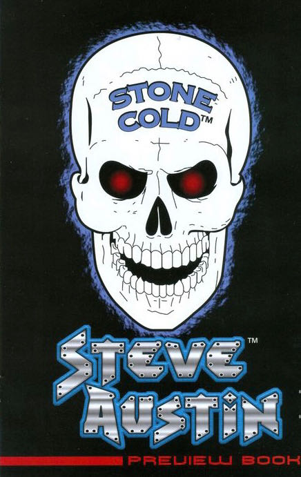 WWF: Stone Cold Steve Austin - PREVIEW cover