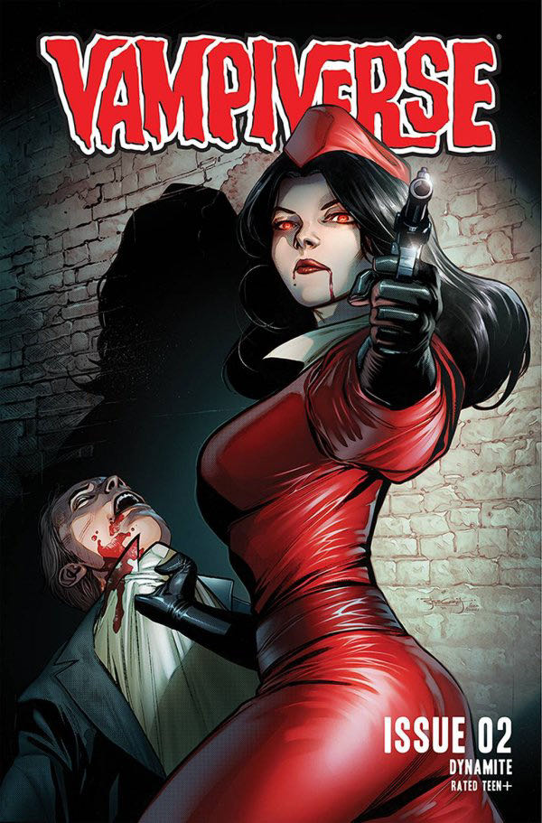 Vampiverse - 2 cover