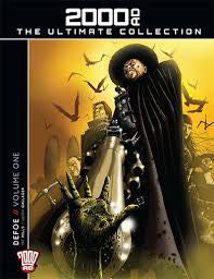 2000 AD Ultimate Collection Defoe - 84 cover