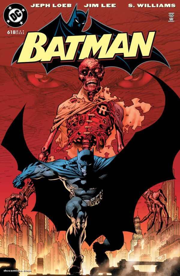 Batman -  cover