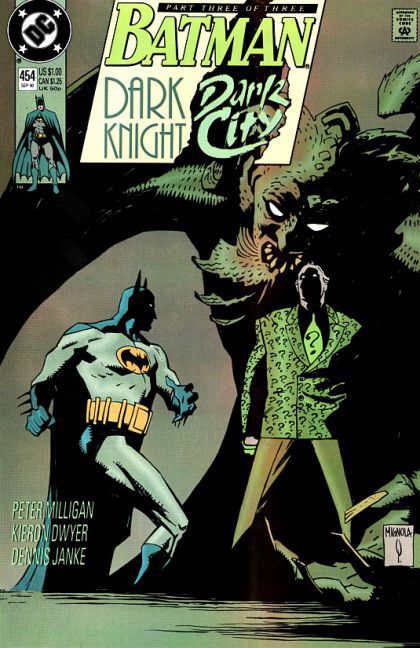 Batman - 454 cover