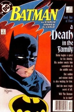 Batman - 426 cover