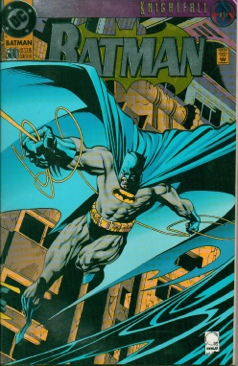Batman - 500 cover
