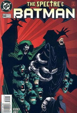 Batman - 540 cover
