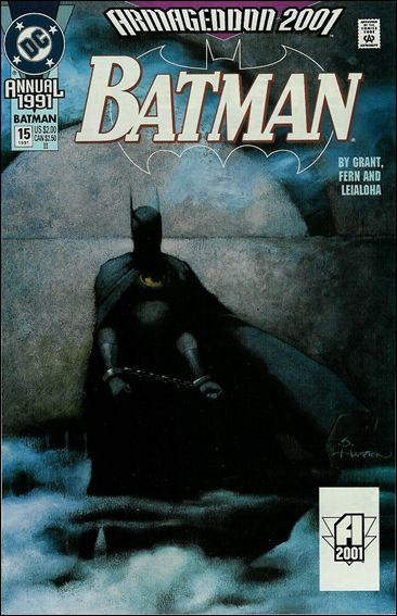 Batman - 15 cover