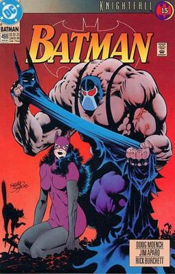 Batman - 498 cover