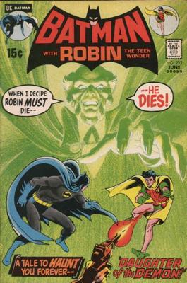 Batman - 232 cover