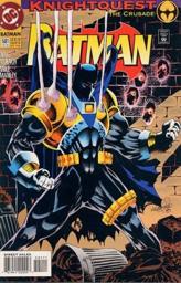 Batman - 501 cover