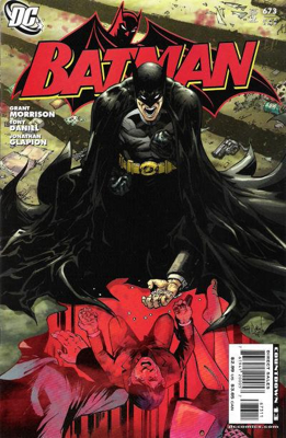 Batman - 673 cover